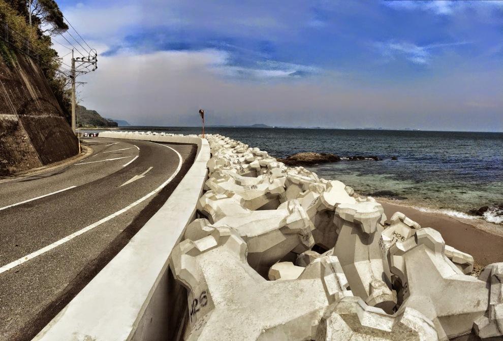 能古島海岸線 Küstenstreifen Nokonoahima