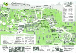 Nokonoshima Inselpark Karte 1