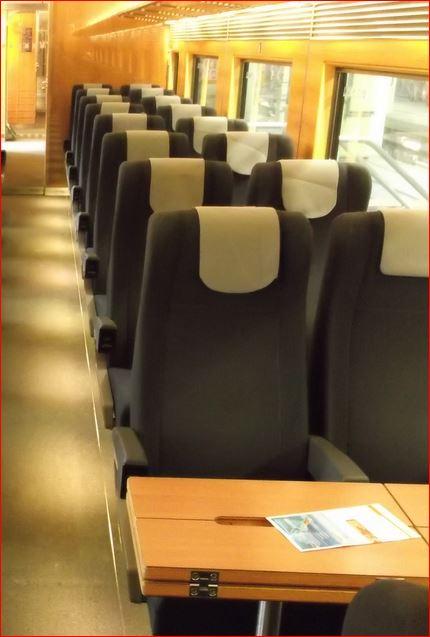 フライヤ・ドイツ鉄道の時刻表 DB Ihr Reiseplan (2/6)