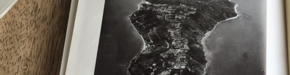 Nokonoshima, altes Foto.