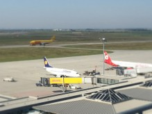 ライプツィヒ・ハレ空港 空港コード:LEJ
