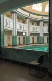 ハレ(ザーレ)の公衆浴場の女性用プール