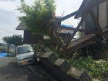 Erdbebenschaden
