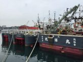 Der '23 m Typ' , Patrouilleboot -PC42 der japanischen Küstenwache.
