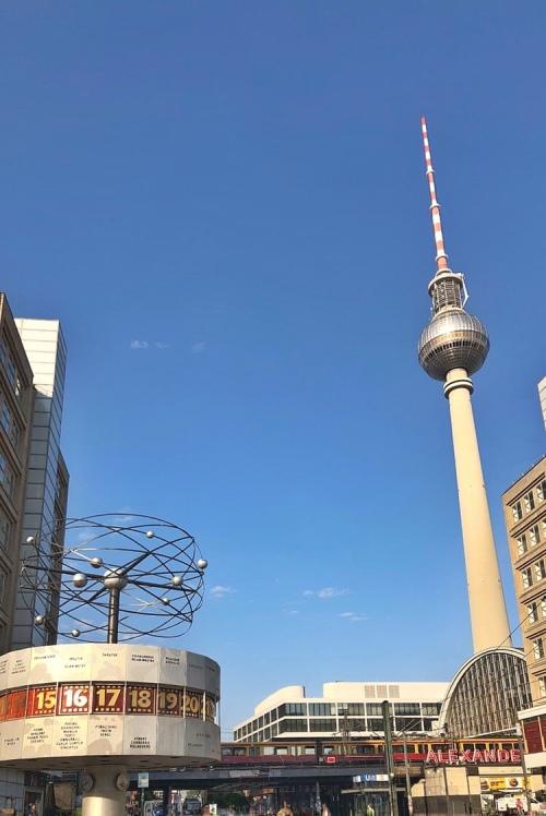 Restaurant Berliner Fernsehturm