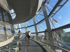 Reichstag Berlin-Mitte Innen